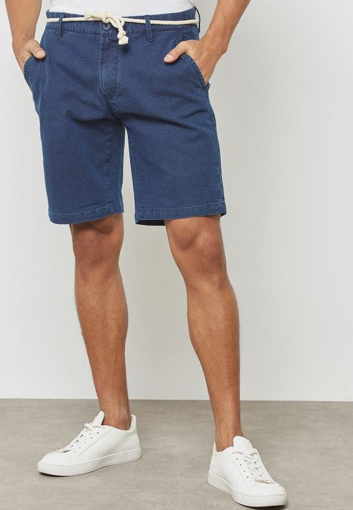 Niko Denim Shorts