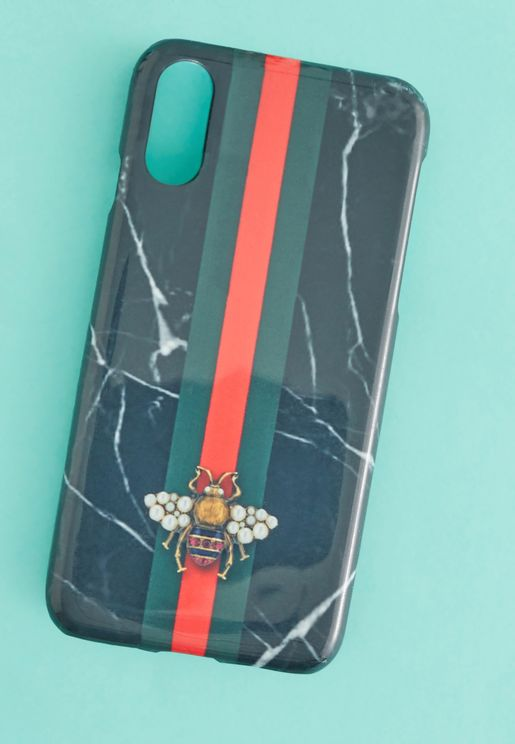 Marble Stripe iPhone X/XS Case