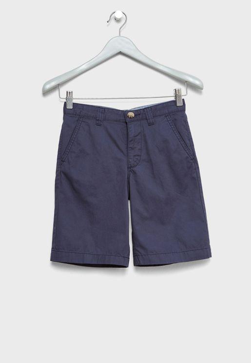 Little Bermuda Shorts