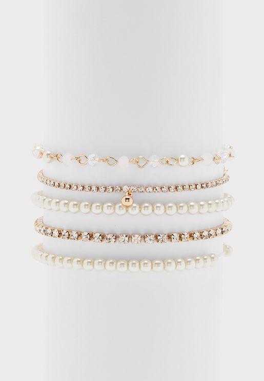 Multipack Lotheassi Bracelets