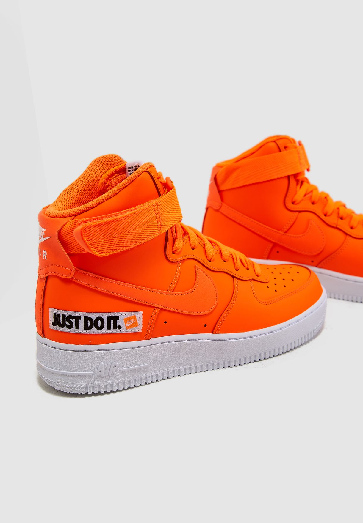 Shop Nike orange Air Force 1 Hi LX BQ7925-800 for Women in Qatar -  NI727SH50LSV 184c96f15