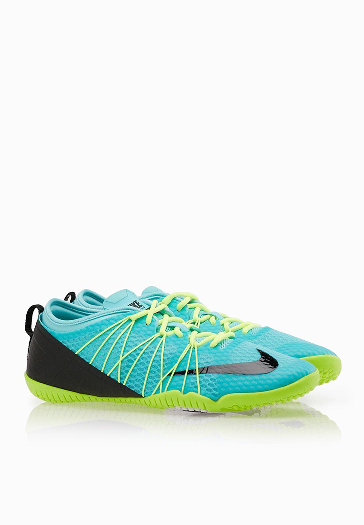 8161df7abd464 Shop Nike blue Free 1.0 Cross Bionic 2 718841-400 for Women in Bahrain -  NI727SH50GMZ
