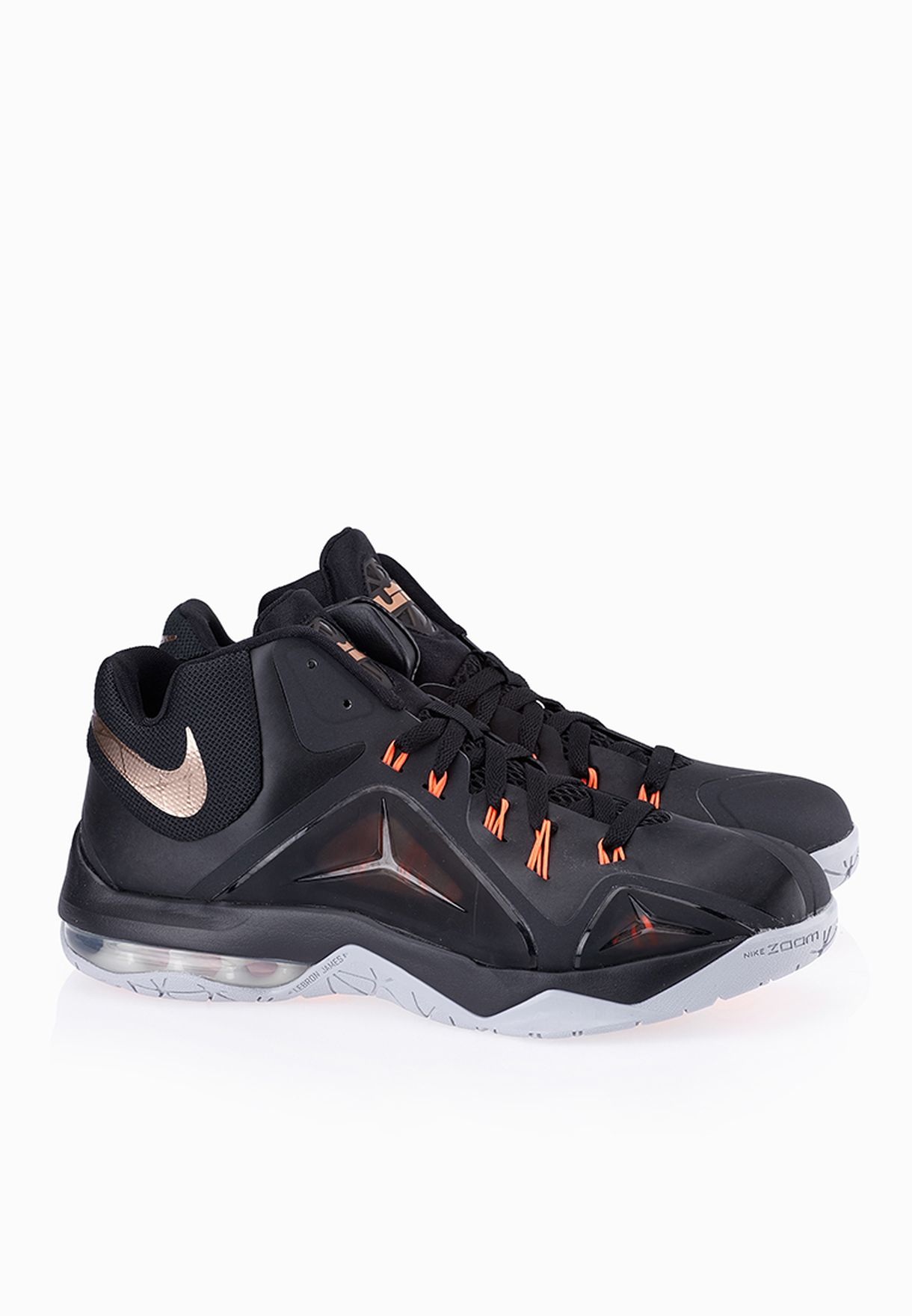 6aa7e4d2ebe Shop Nike black Ambassador VII 705269-098 for Men in UAE - NI727SH50VHP