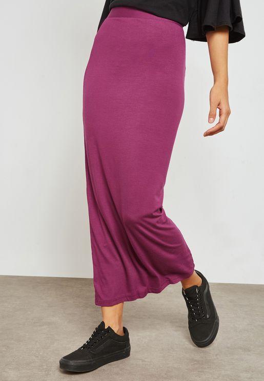 Tube Maxi Skirt