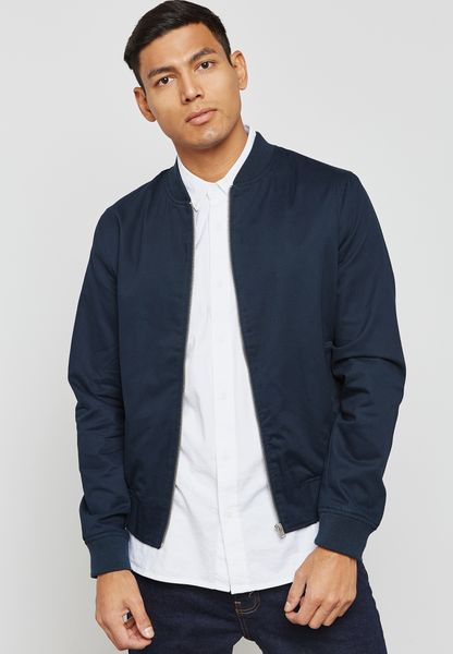 Entry Bomber Jacket