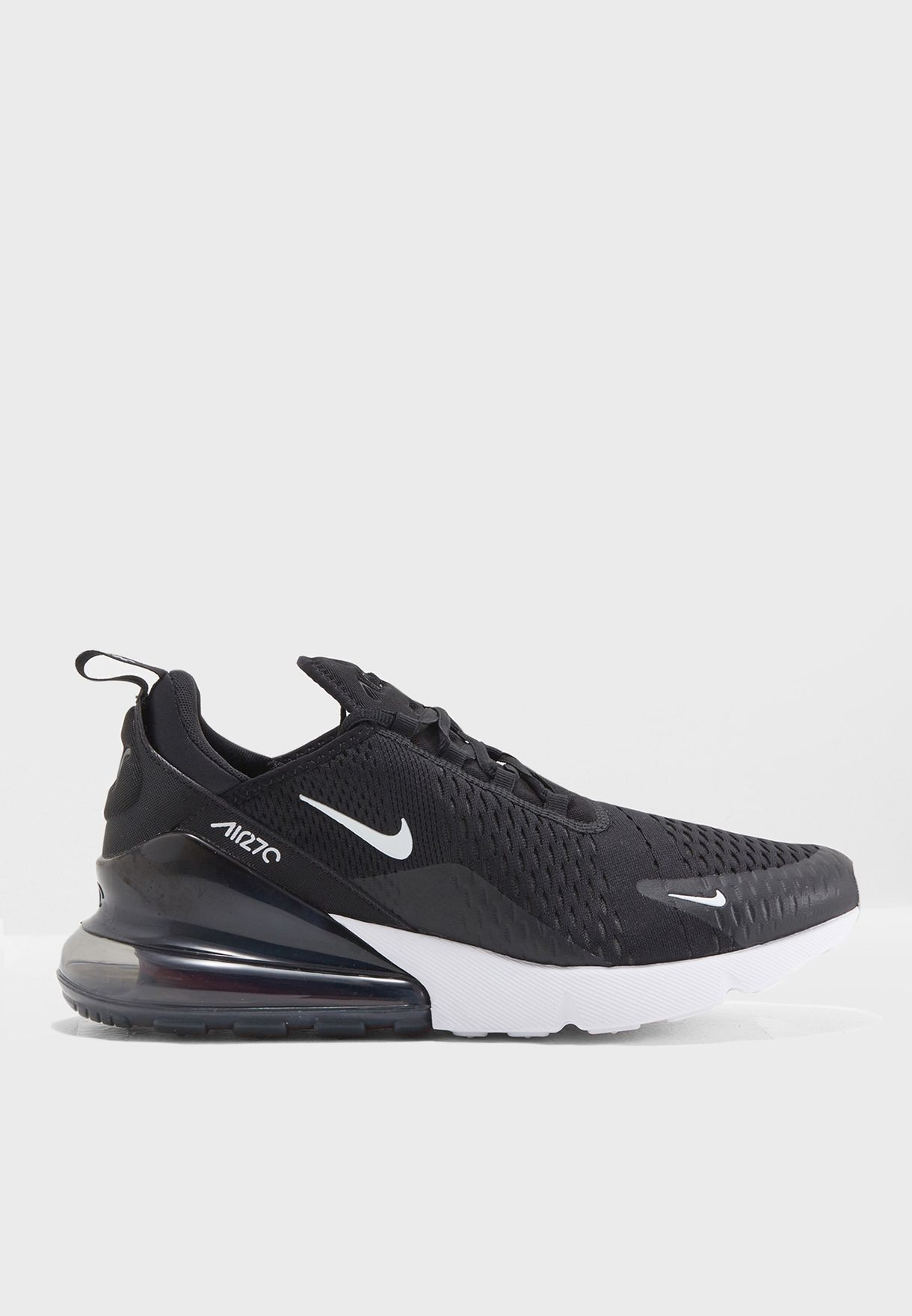 huge discount 90e48 c95bc Shop Nike black Air Max 270 AH8050-002 for Men in UAE - NI727SH50GOJ