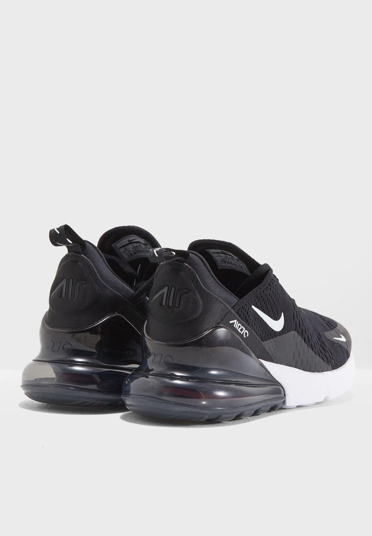 54e0e646fdf Shop Nike black Air Max 270 AH8050-002 for Men in Saudi - NI727SH50GOJ