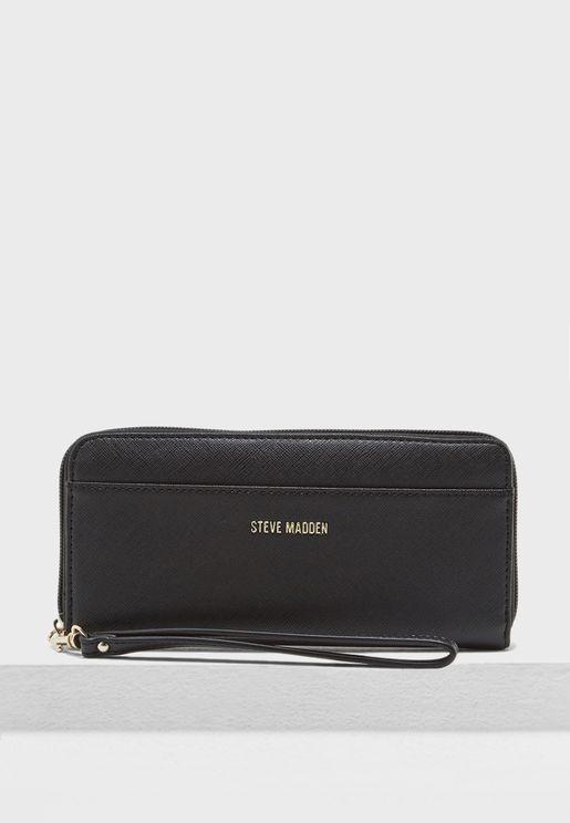 Large Zip Around Wallet