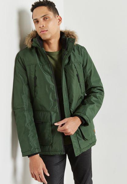SSA Parka Hoodied Jacket