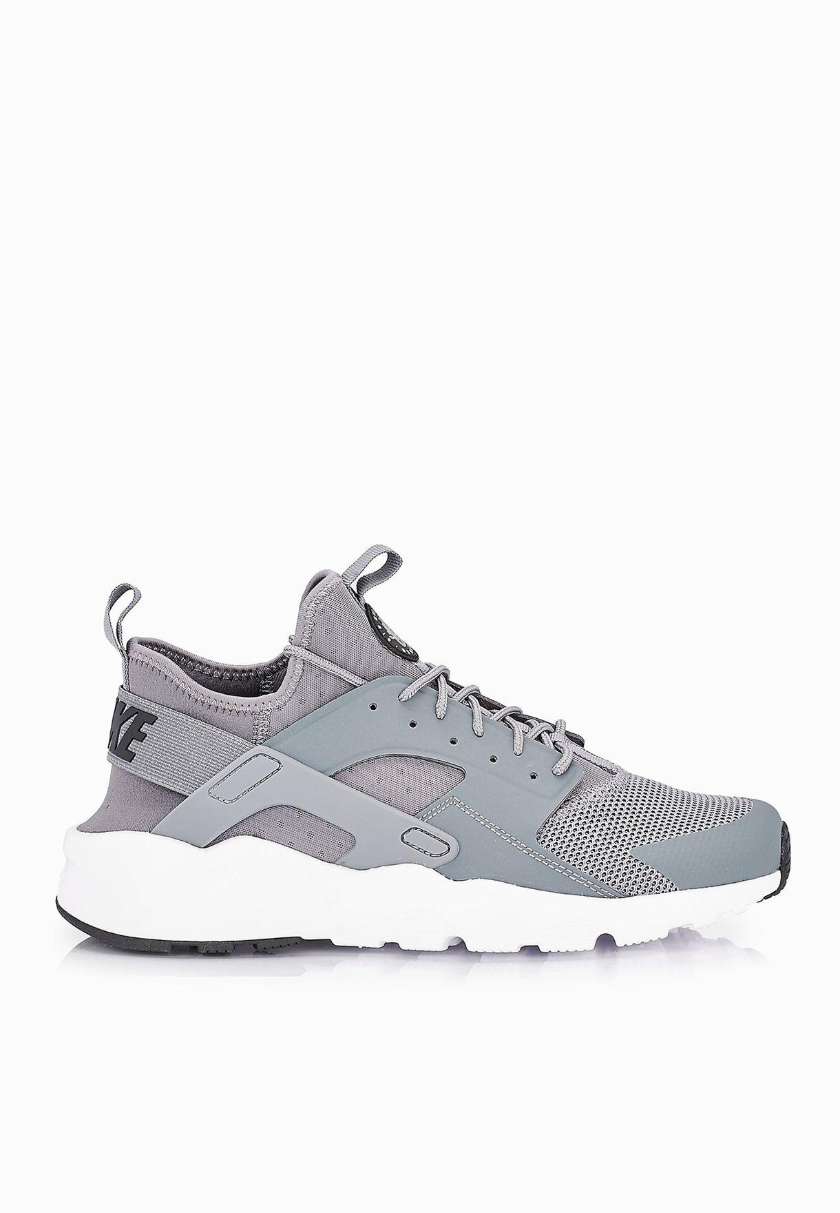 8dbb0fe317d47 Shop Nike grey Air Huarache Run Ultra 819685-011 for Men in UAE ...