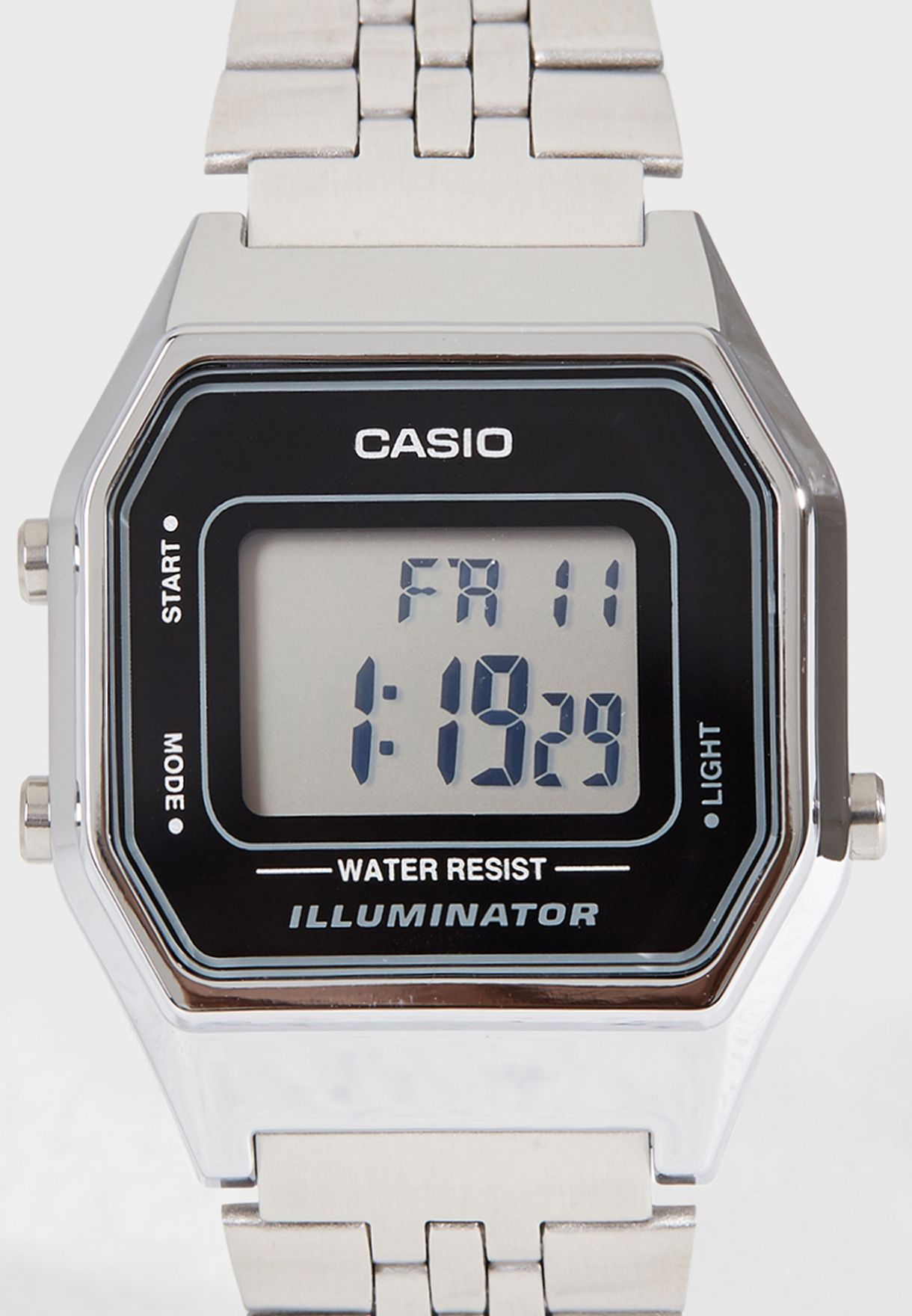 Vintage Digital Bracelet Watch