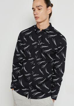 Alves Printed Shirt