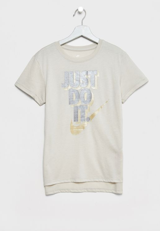 Youth Just Do It T-Shirt