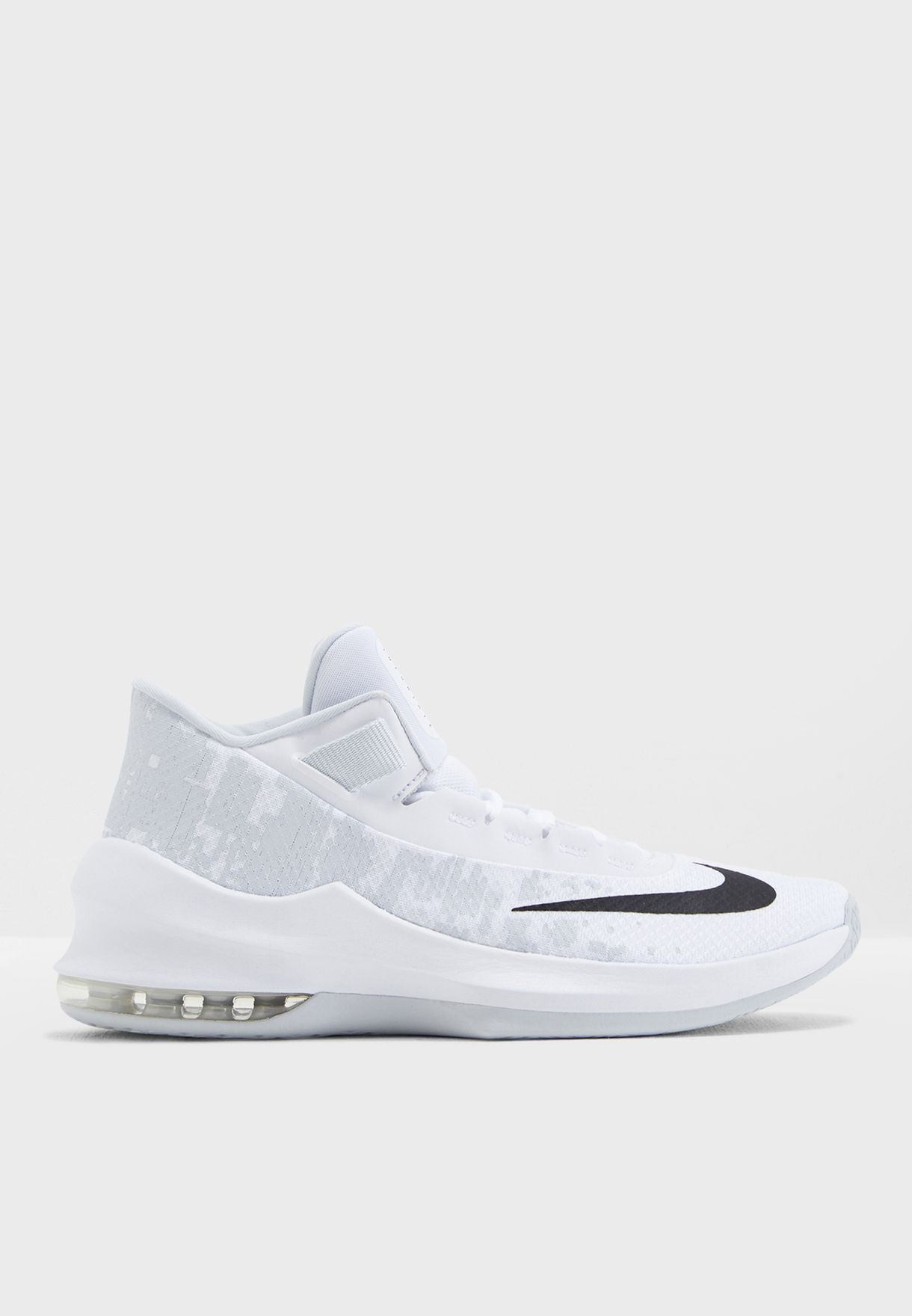 888938c89c8 Shop Nike white Air Max Infuriate 2 Mid AA7066-100 for Men in Saudi ...