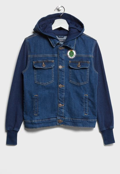 Tween Harry Jacket