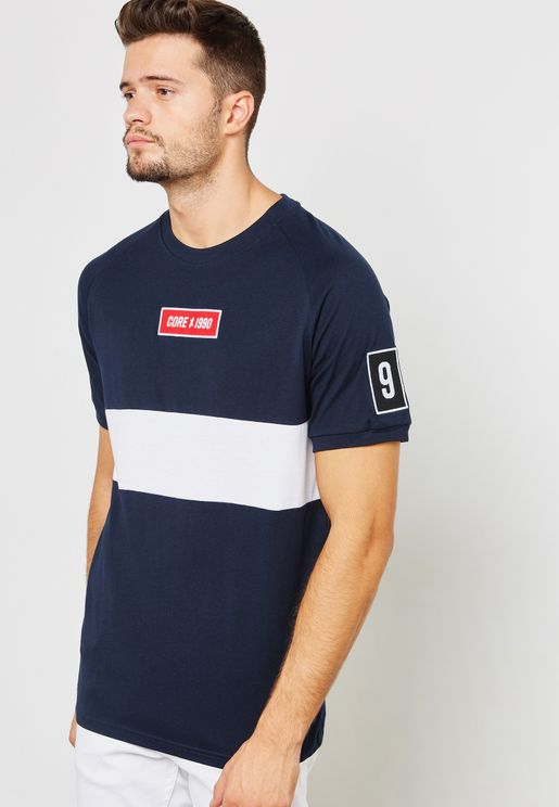 Canal Broad Striped T-Shirt