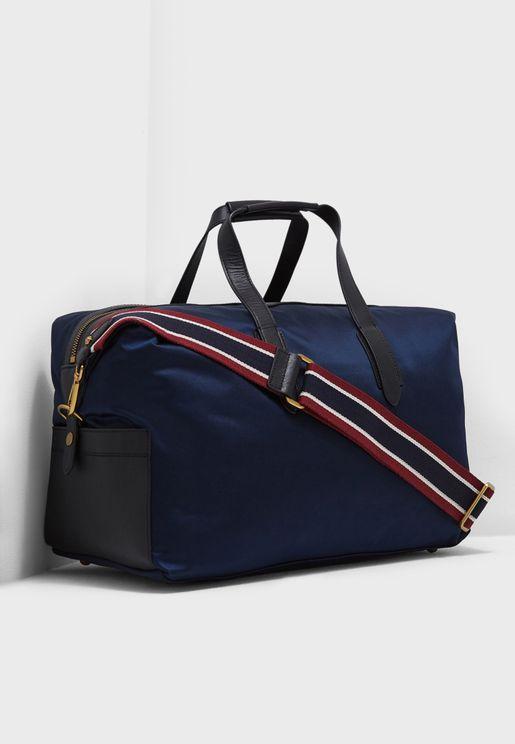 Oar Stripe Duffel Bag