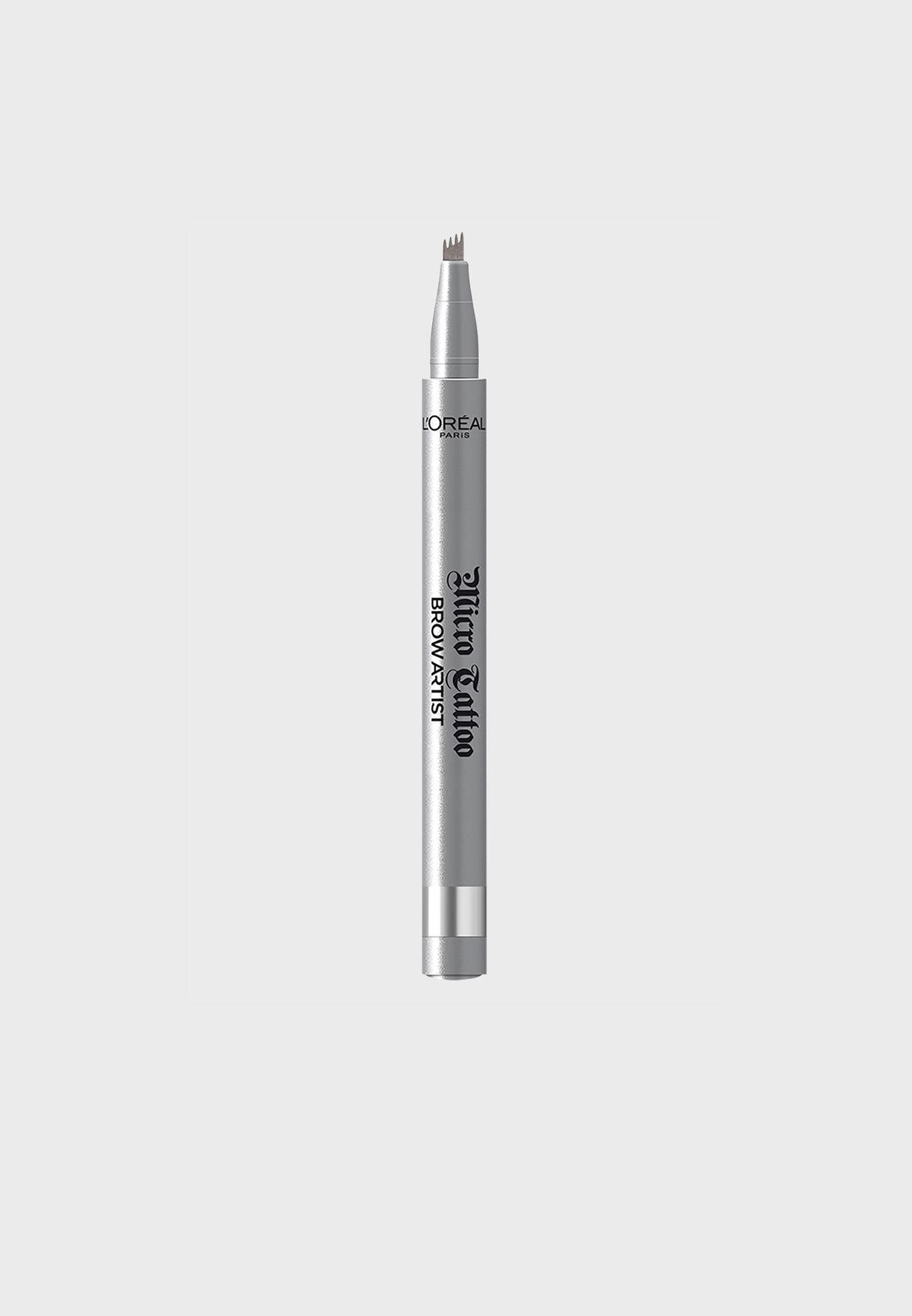 قلم حواجب برو ارتيست ميكرو تاتو 108