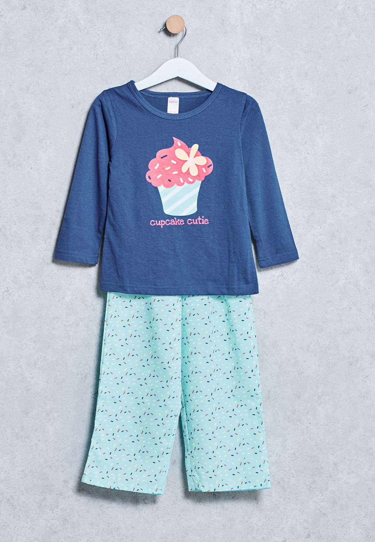 5a8a7d6680c8b Shop Outdoor blue Kids Pyjama Set for Kids in Oman - OU616AT40IFN
