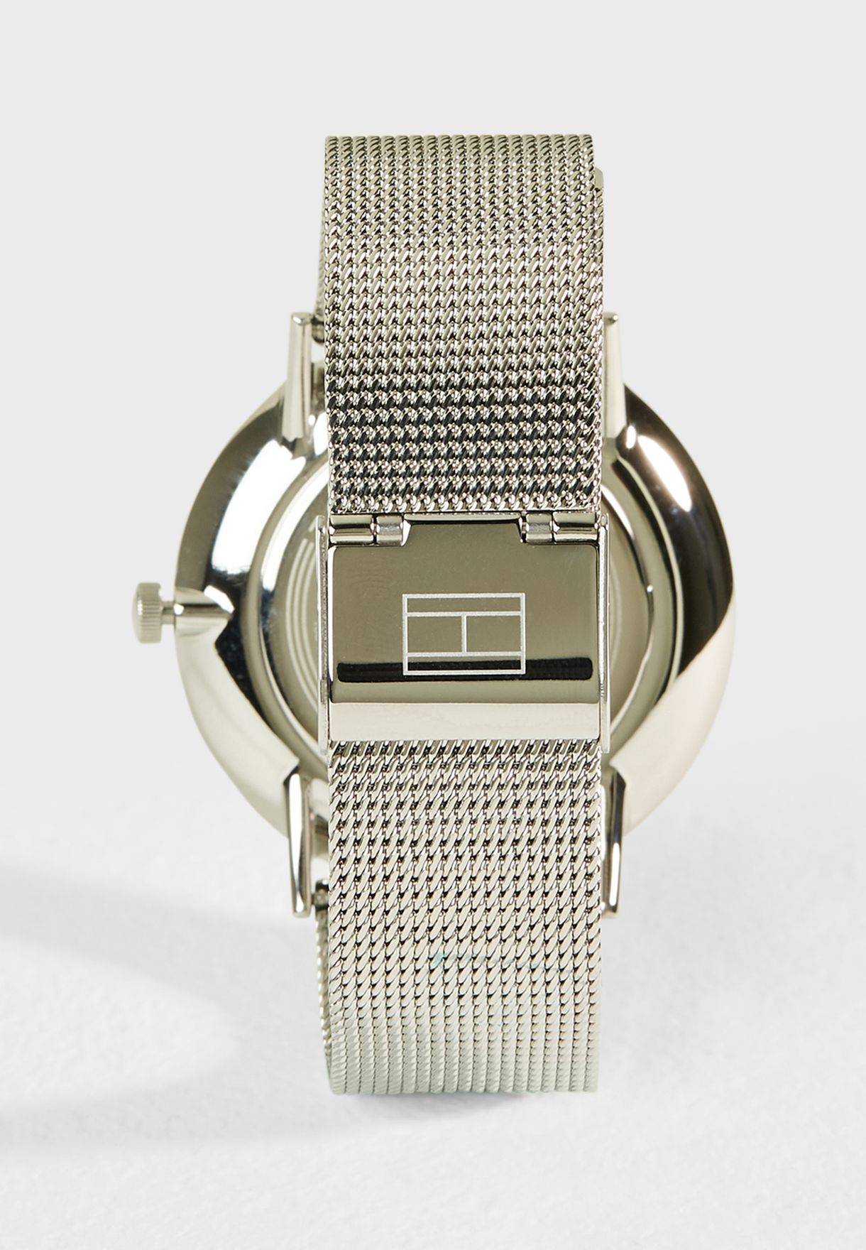 Jenna Steel Strap Analog Watch