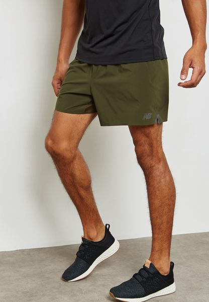 Precision Run Shorts
