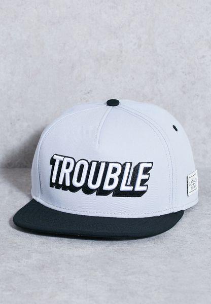 Trouble Cap