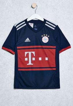 Youth FC Bayern Away Jersey