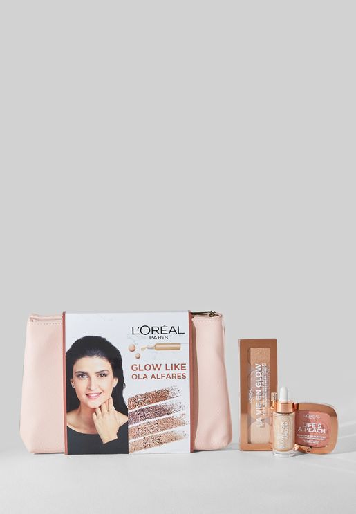 Glow Like Ola Set worth 225 AED/SAR