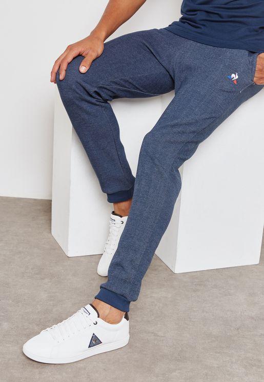بنطال جينز باربطة