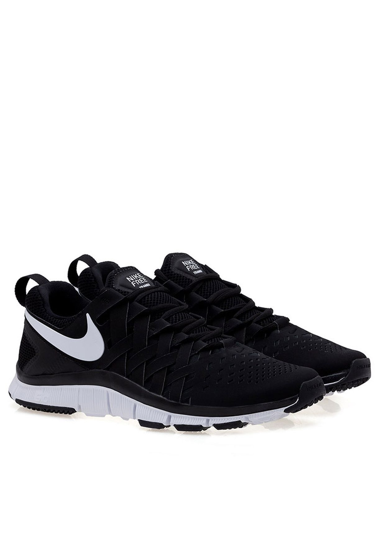 0f2ed74076c Shop Nike black Nike Free 5.0Trainers 579809-010 for Men in Bahrain -  NI727SH40CKT