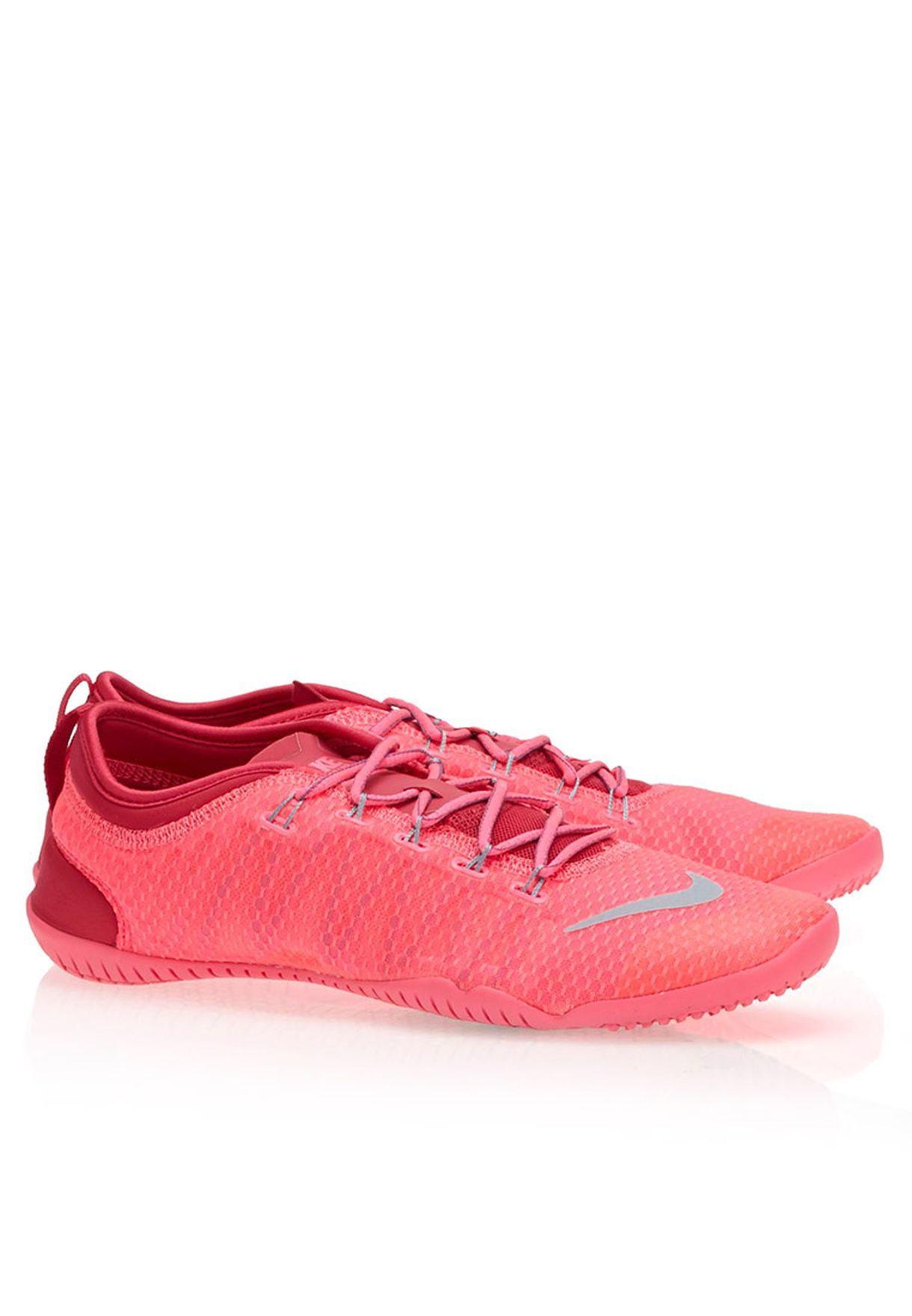 36aa64b15a82b Shop Nike pink Free 1.0 Cross Bionic 641530-601 for Women in UAE ...