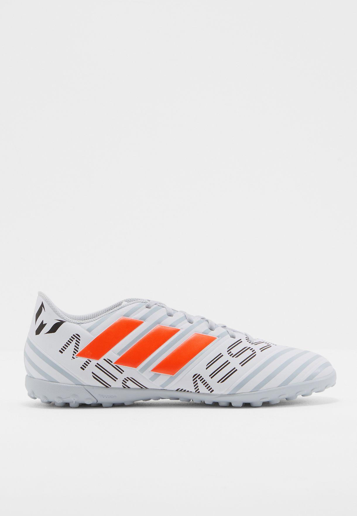 cheap for discount b4744 b75f7 Shop adidas prints Nemeziz Messi 17.4 TF S77205 for Men in Kuwait -  AD476SH40JSP