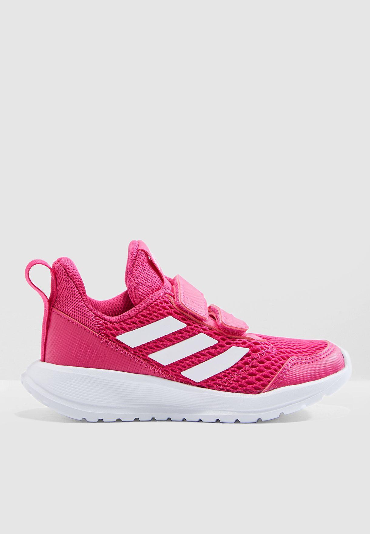 077c92cf1d5f Shop adidas pink Kids AltaRun CF CG6895 for Kids in UAE - AD476SH40KHR