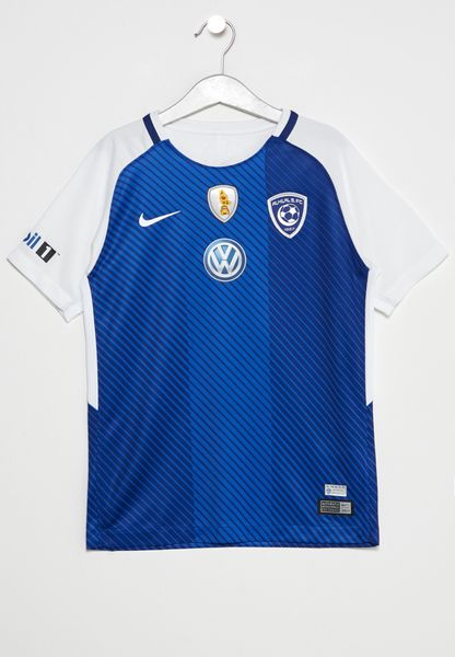 Youth Al Hilal 17/18 Home Jersey