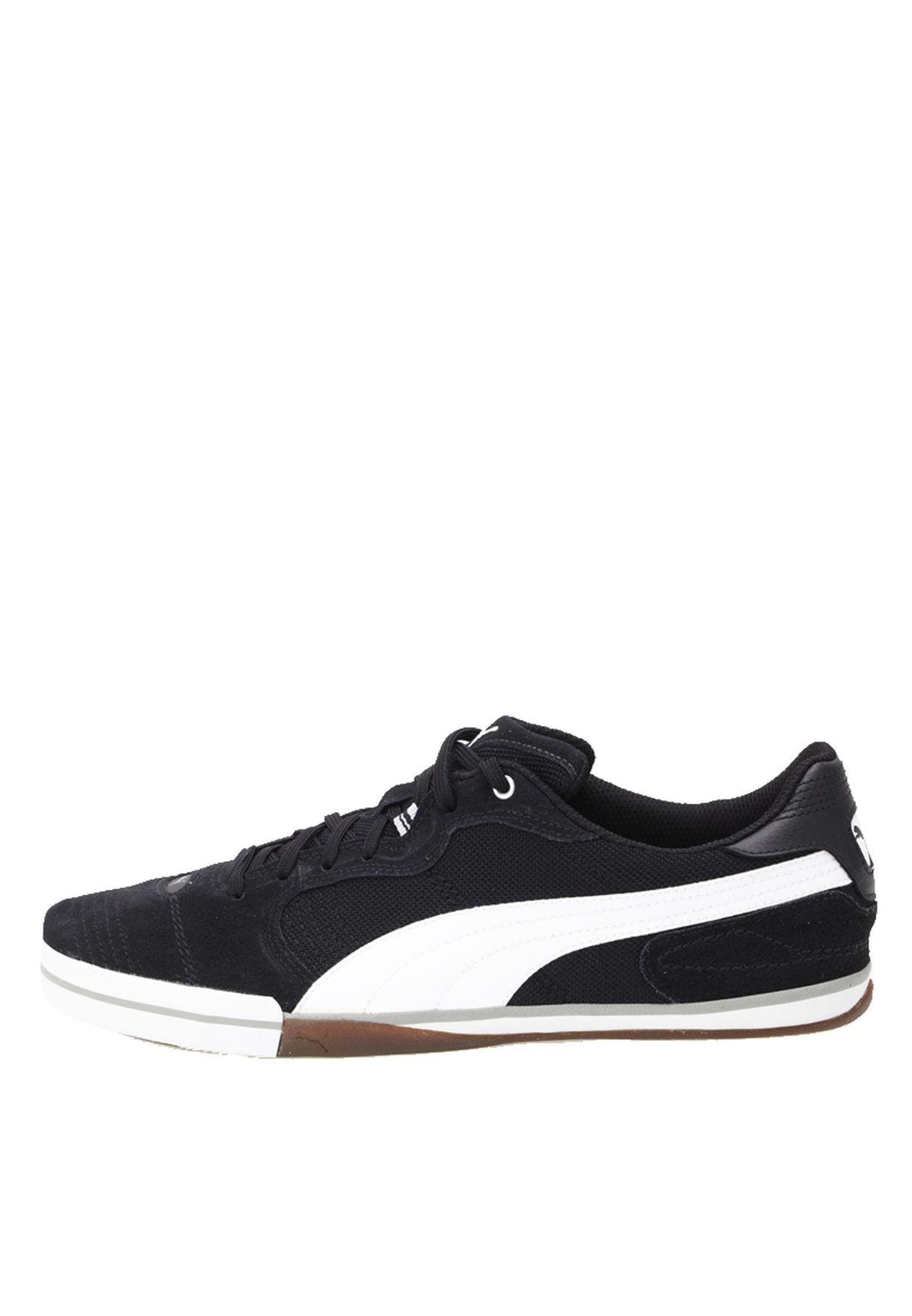 42c81b122ea Shop PUMA black Esito Vulc Sala Sneakers 10203806 for Men in ...