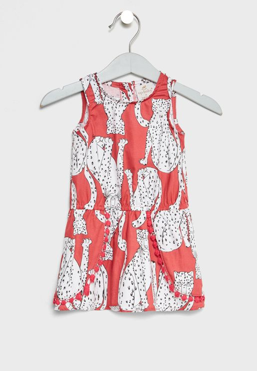 Infant Animal Dress