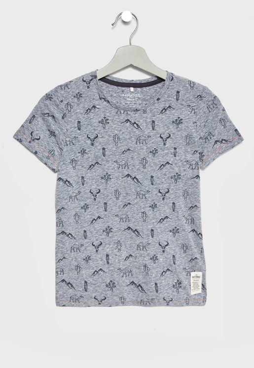 Teen Printed T-Shirt