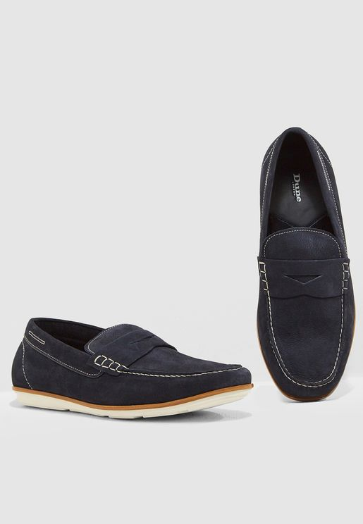Balloon  Penny Loafers