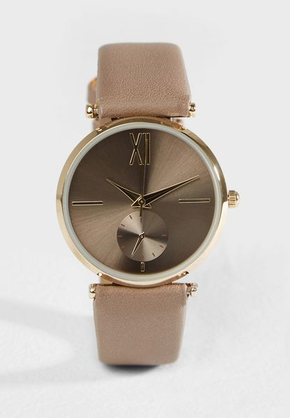 Modish Analogue Watch