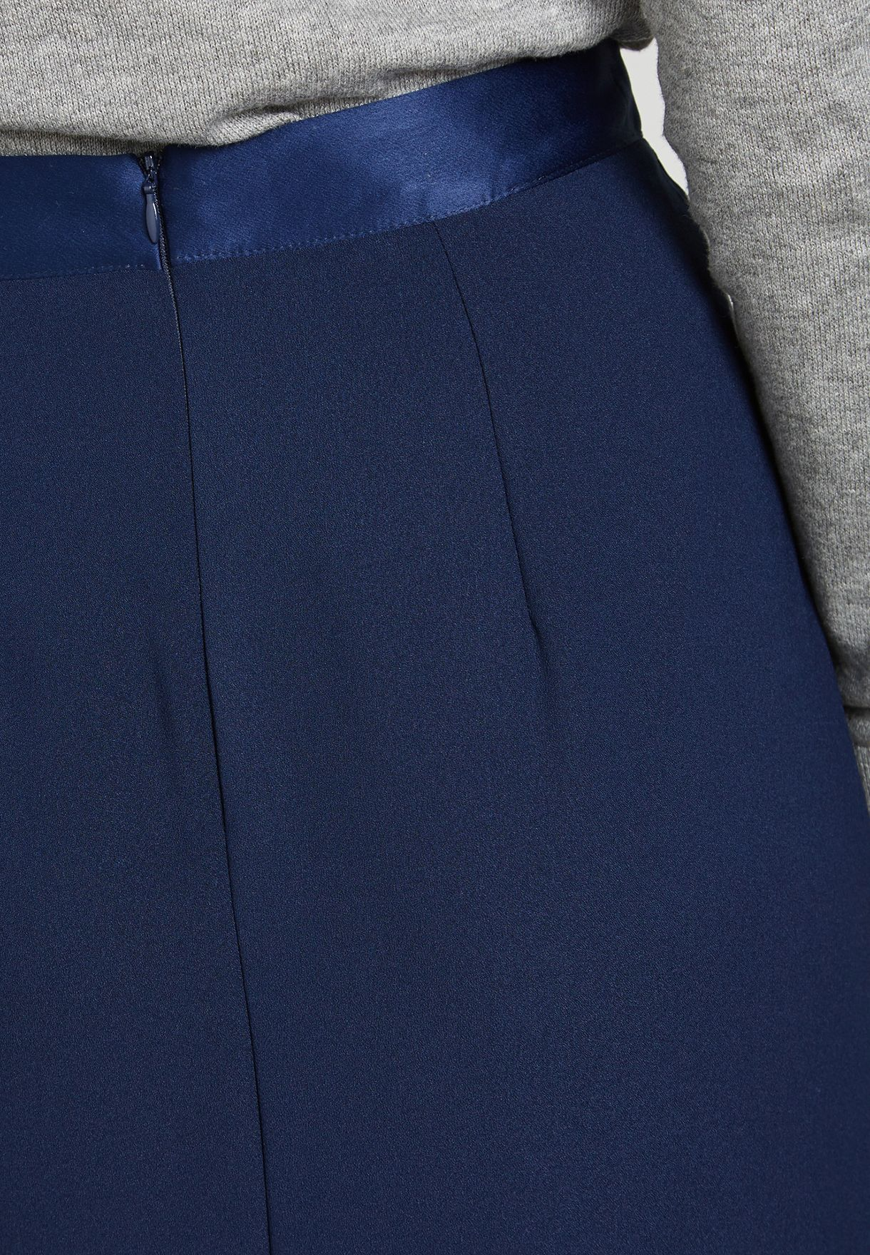 Ruffled Maxi Skirt