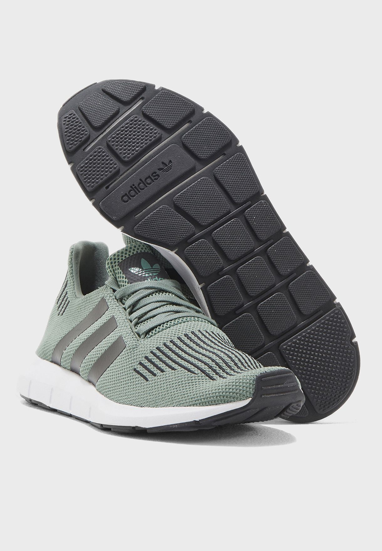 21ae1797b52d7 Shop adidas Originals green Swift Run CG4115 for Men in UAE ...