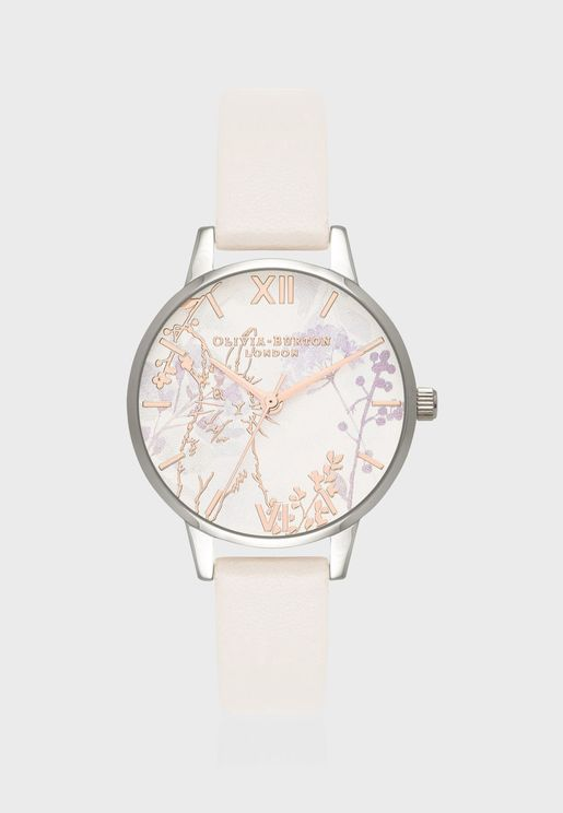 Illustrated Animals Watch