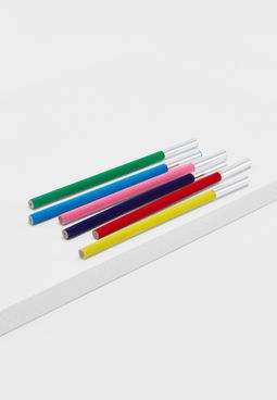 Long Six Pack Velvet Pencil