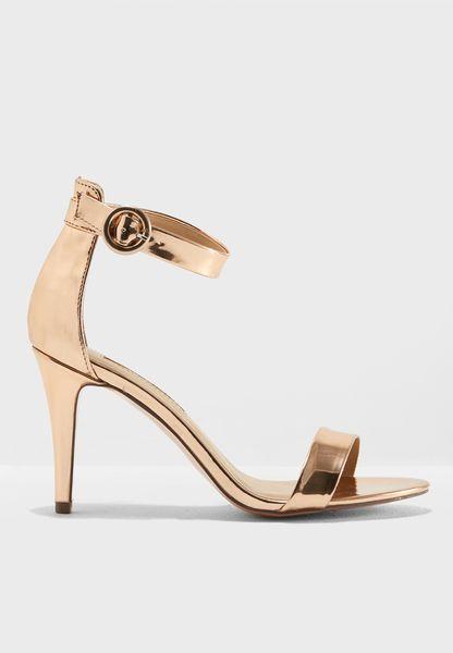 Bounce Heeled Sandal
