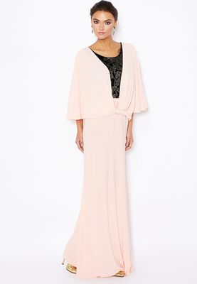 Anaya Embellished Panel Dress