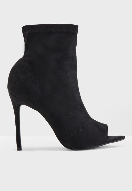 Hot Ankle Boot