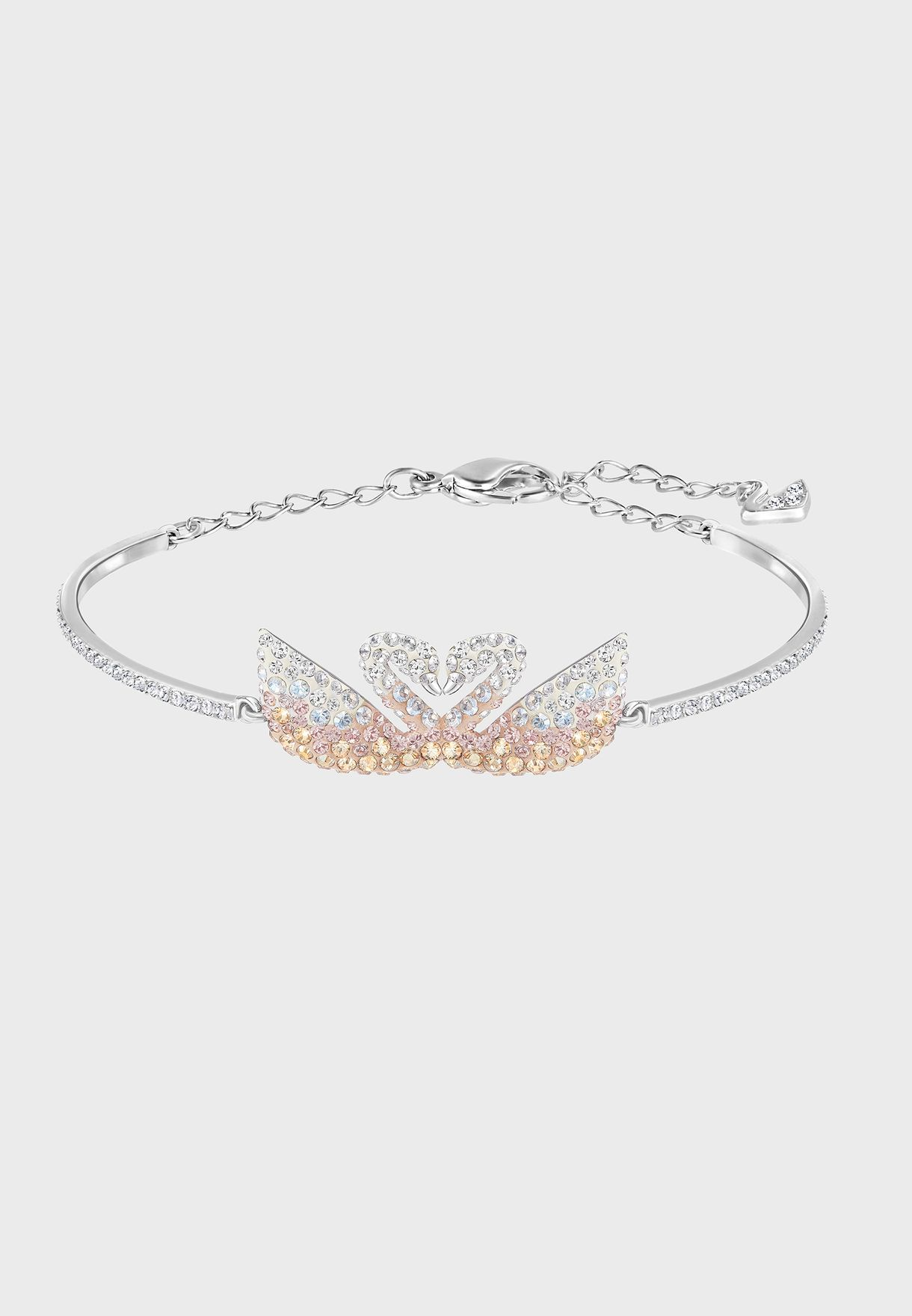 Iconic Swan Soft Bangle