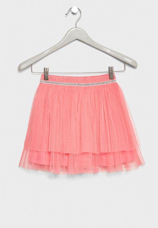 Teen Iris Skirt