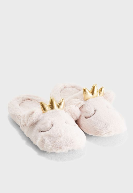 Tessa Sweet Dream Bedroom Slippers