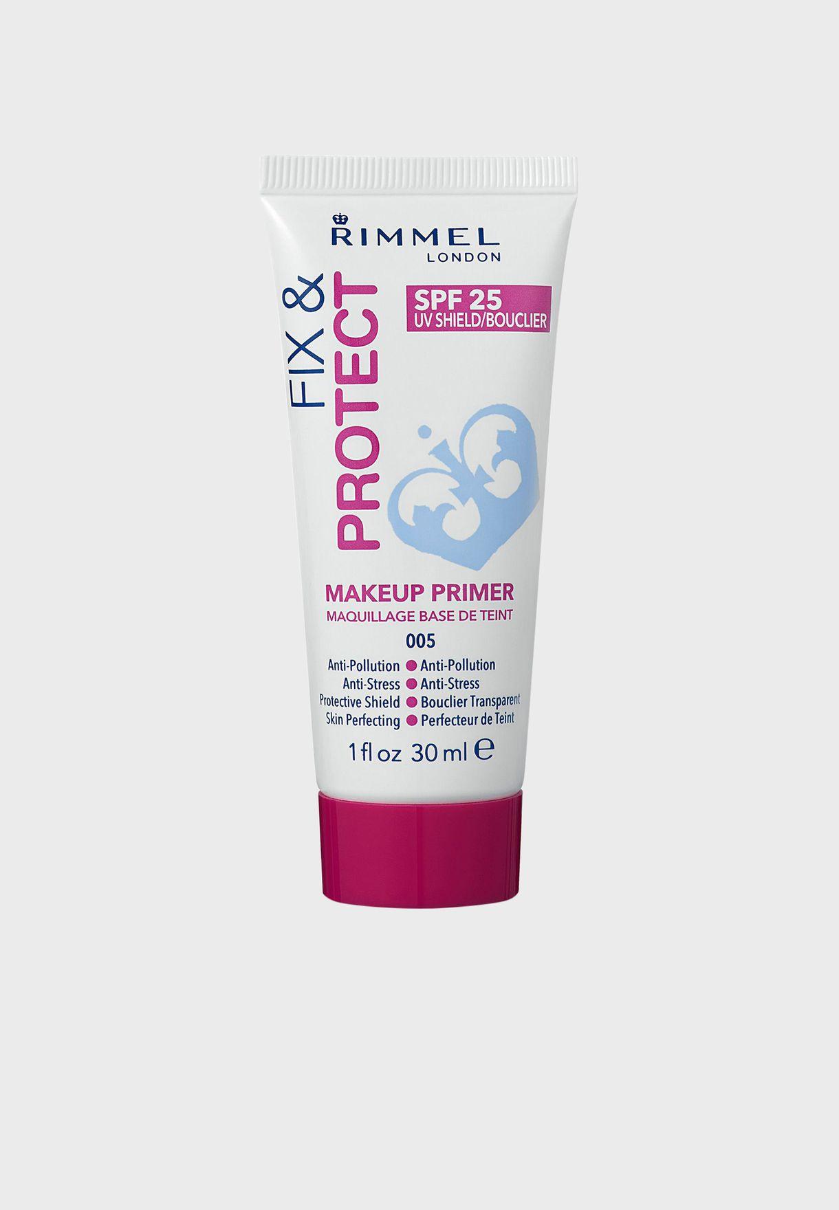 Fix & Protect Makeup Primer